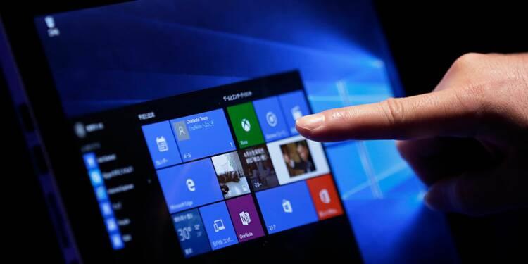 Windows 10 : attention, danger pour vos données !