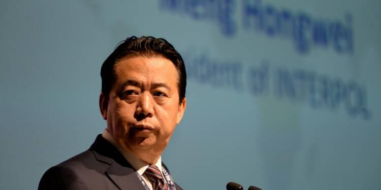 """Interpol demande à Pékin une """"clarification"""" sur le sort de son président"""