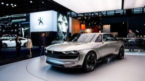 Mondial de l'Auto : la Peugeot e-Legend bientôt sur le marché ?