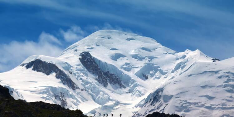 Loisirs : l'accès au mont Blanc pourra vous coûter cher !