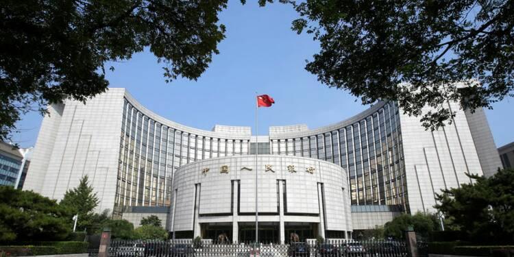 La Chine réduit à nouveau le taux des réserves obligatoires des banques
