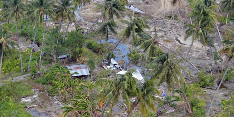 Séisme indonésien: le nombre de disparus présumés s'envole à 5.000
