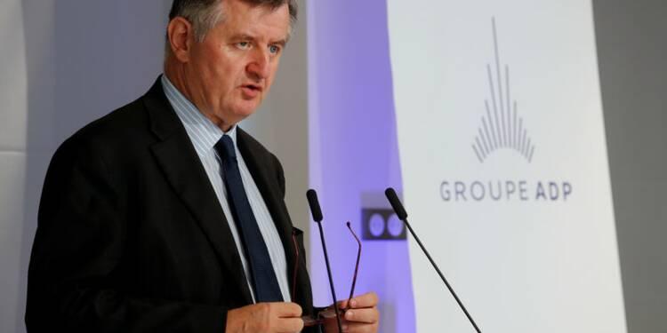 ADP s'attend à devenir un groupe privé fin 2019, annonce son PDG