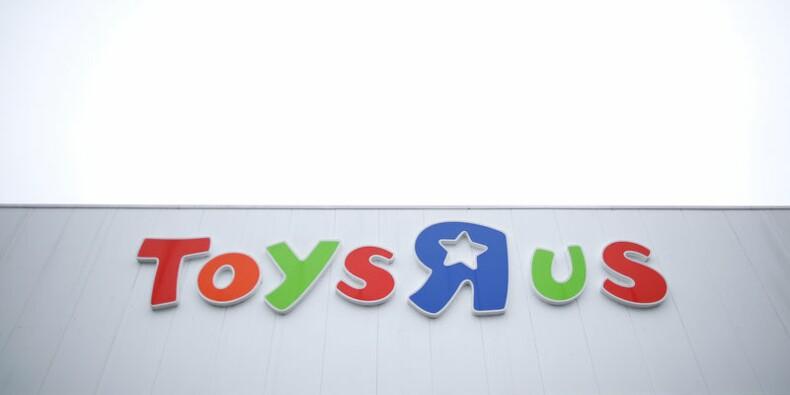 RPT-Les jouets Toys'R'Us France repris par Jellej Jouet