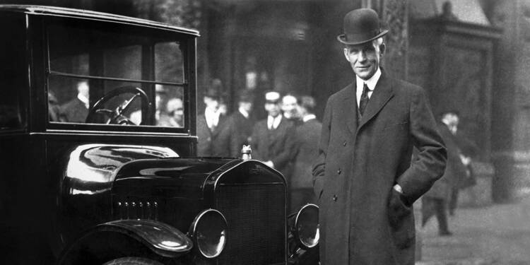 Les secrets de management d'Henry Ford