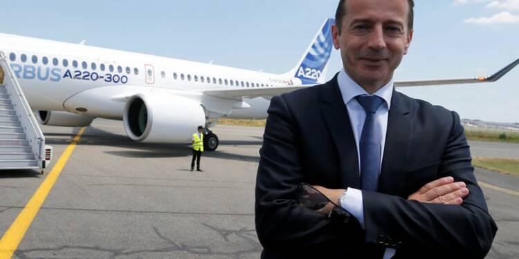 Airbus désigne Guillaume Faury pour succéder à Tom Enders