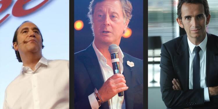 Xavier Niel, Sébastien Bazin, Alexandre Bompard... les leaders de l'innovations au salon Bpifrance Inno Generation