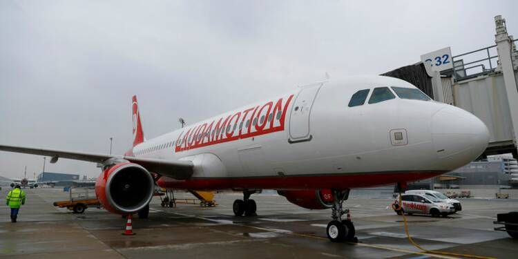 Laudamotion attend la livraison de 18 A320 d'ici l'été 2019