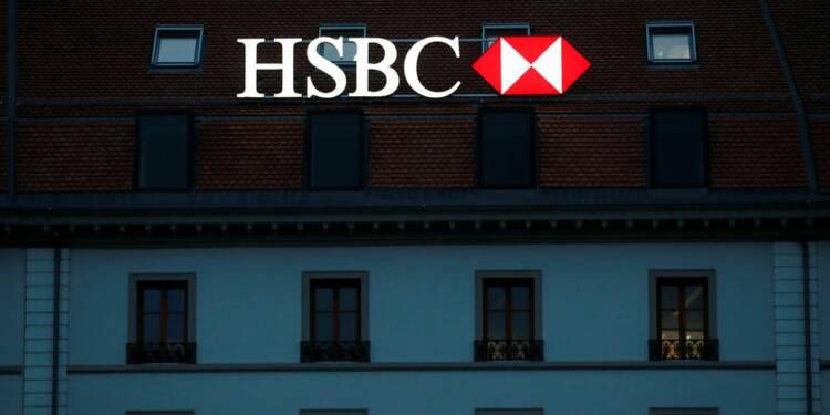 """HSBC va verser 765 millions de dollars après la vente de titres """"toxiques"""""""
