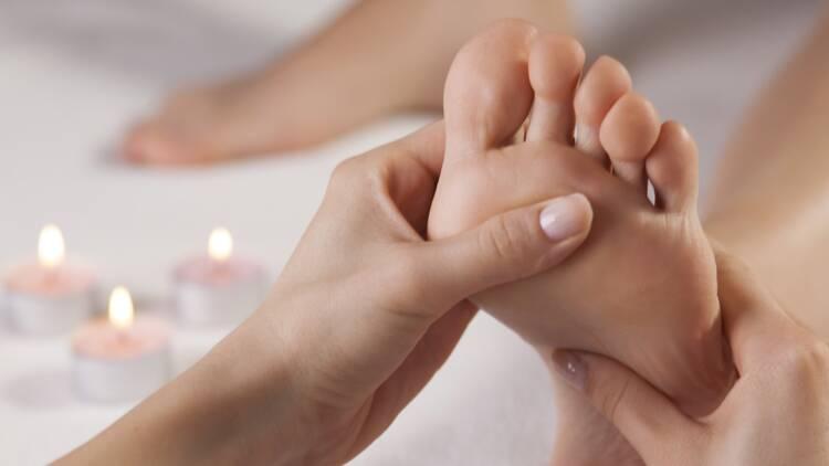 Quatre massages pour évacuer les tensions du boulot