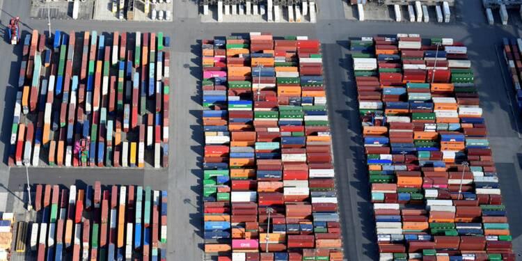 Allemagne: Baisse inattendue des exportations en août