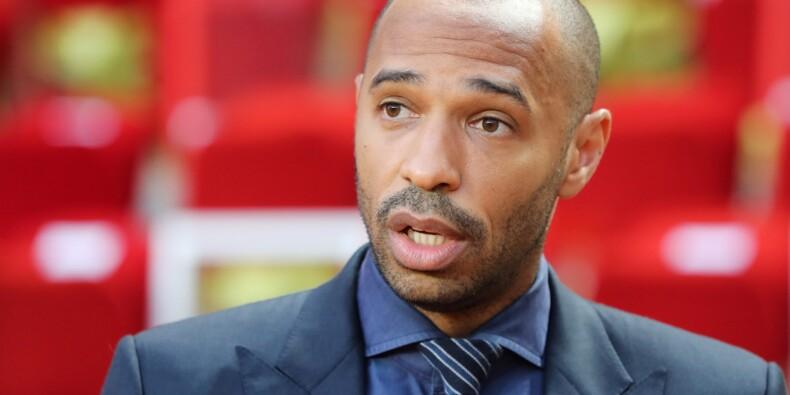 Ligue 1: Thierry Henry va s'engager trois ans à Monaco