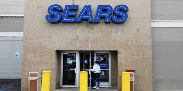 Sears se prépare à se déclarer en faillite vendredi