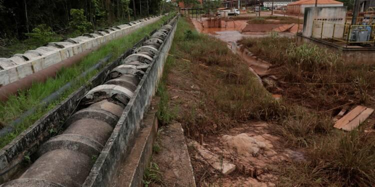 Hydro veut relancer sa production au Brésil, ne licencie plus