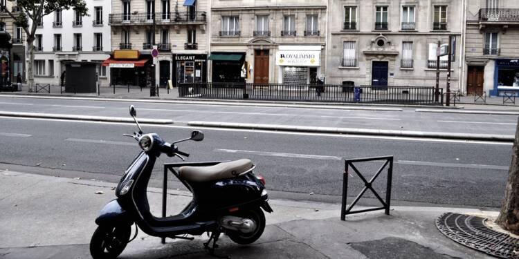 Stationnement : La Ville de Paris réfléchirait à faire payer les deux-roues