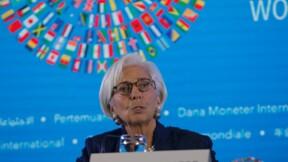 Lagarde (FMI) met en avant les périls d'une guerre commerciale