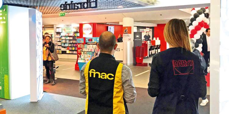 Comment Fnac-Darty veut résister à Amazon