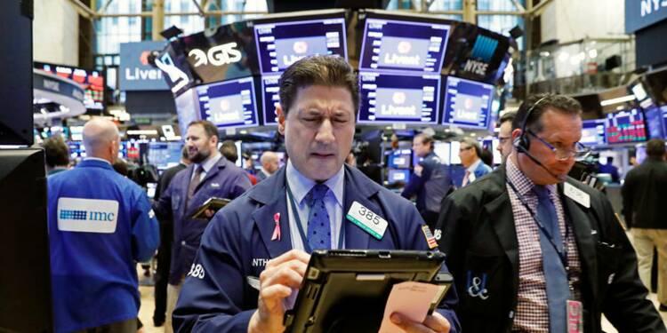 Wall Street perd encore 2%, le Nasdaq près de la correction