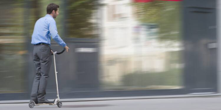 Transport : les trottinettes, dangers ambulants ?