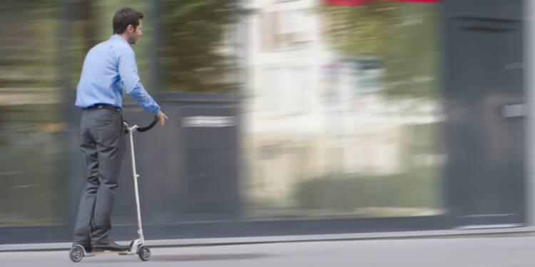 Transport : les trottinettes, dangers ambulants ?