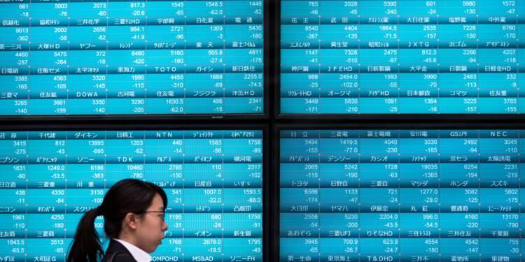Après la panique boursière, l'Asie et Wall Street rebondissent