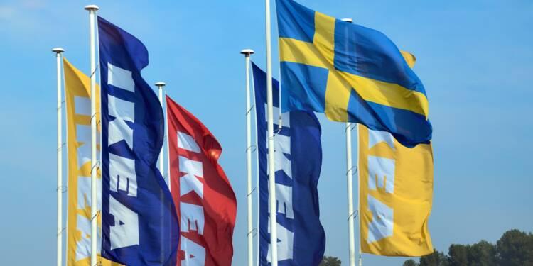 Ikea : en garde à vue pour avoir mal scanné des articles