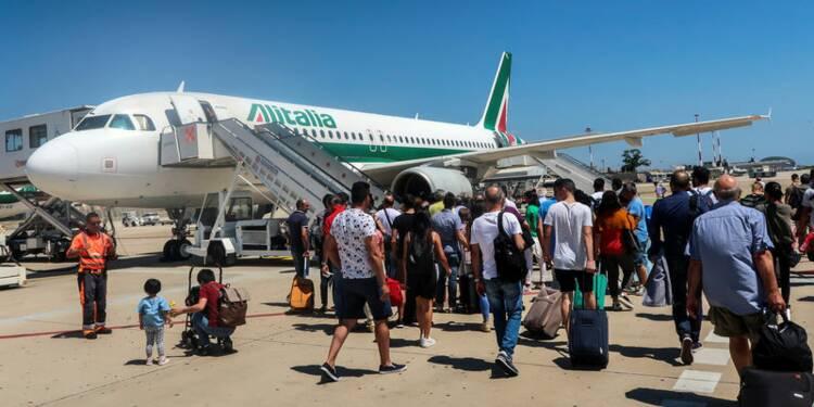 L'Italie pourrait conserver 15% d'Alitalia, dit Di Maio