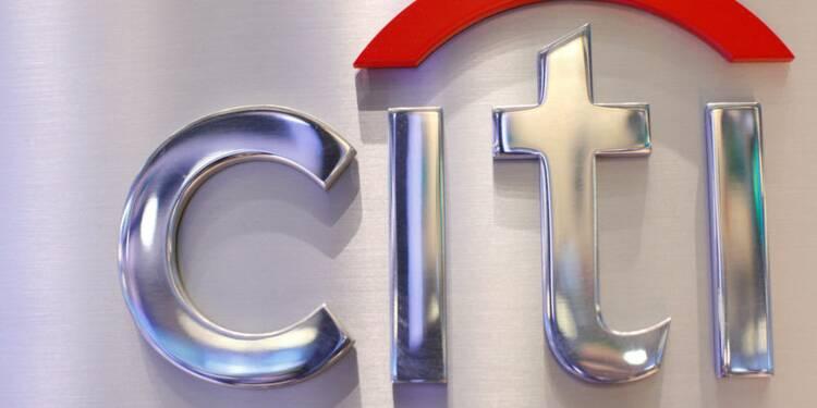Citigroup gonfle son bénéfice avec la maîtrise de ses coûts
