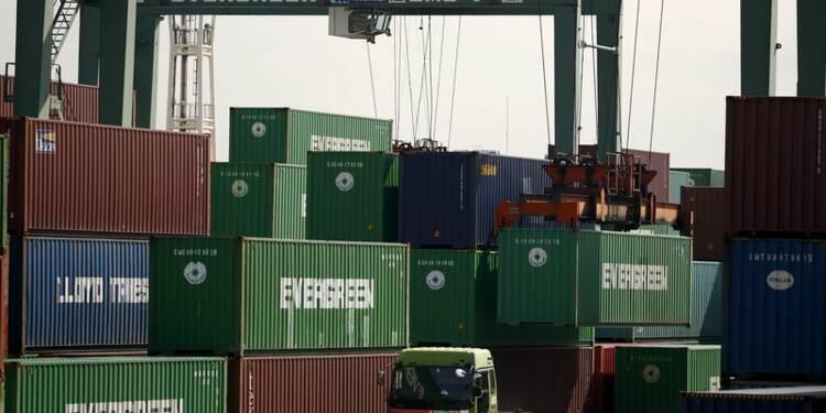 L'excédent commercial de la Chine avec les Etats-Unis à un niveau record