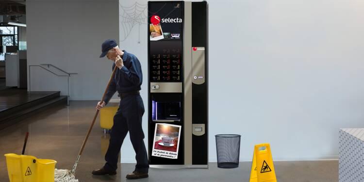 Selecta : le crépuscule de la machine à café