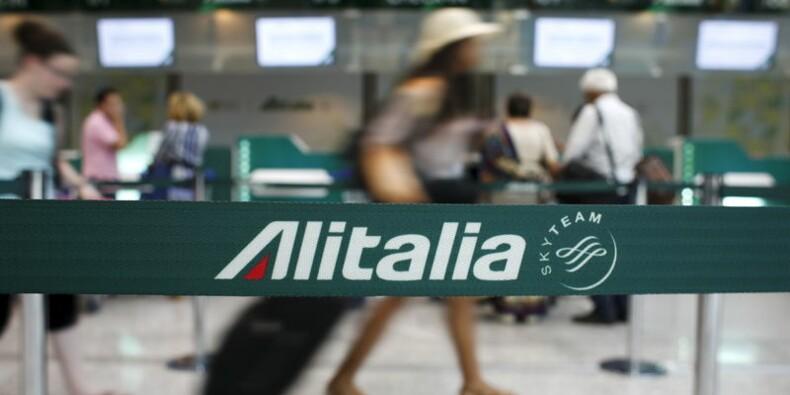 Les chemins de fer italiens expriment leur intérêt pour Alitalia