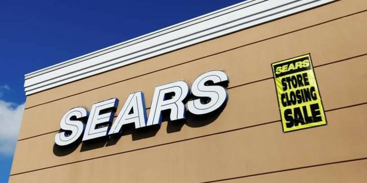 Sears veut fermer jusqu'à 150 magasins