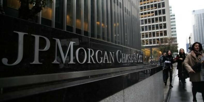 JPMorgan: Bénéfice meilleur que prévu avec la hausse des taux