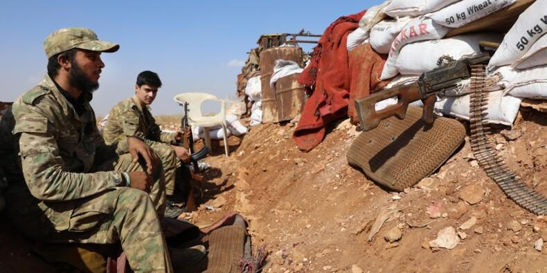 Syrie: les jihadistes restent sur zone, l'accord sur Idleb fragilisé