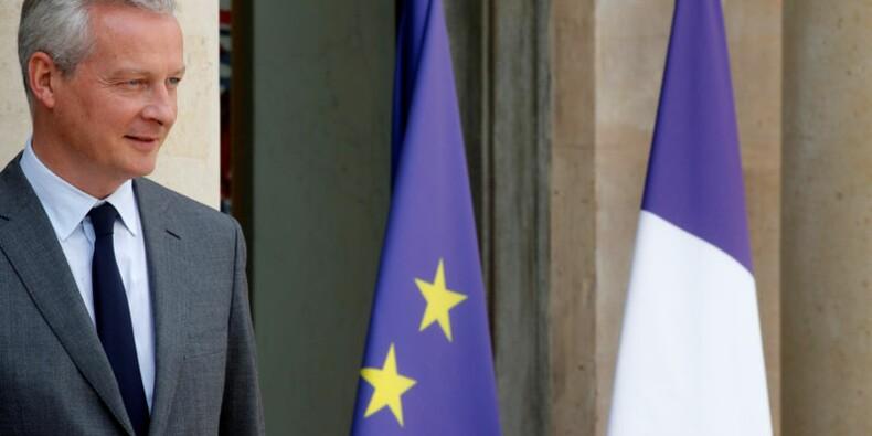 Ford privilégie la fermeture de l'usine de Blanquefort, dit Le Maire