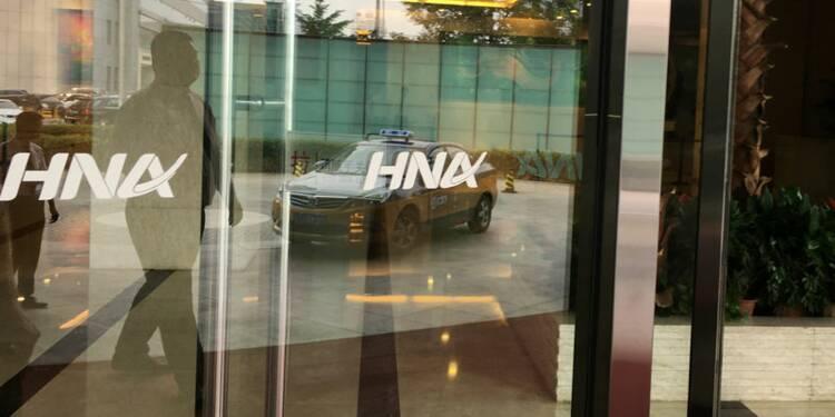 Le chinois HNA pense à vendre sa filiale Pactera, a discuté avec Ant, selon des sources