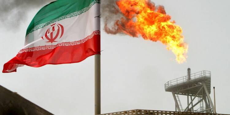 Les exportations iraniennes de pétrole continuent de chuter