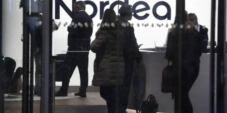 Nordea informée de soupçons de blanchiment d'argent