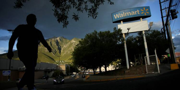 Walmart abaisse sa prévision, décélération du e-commerce en vue
