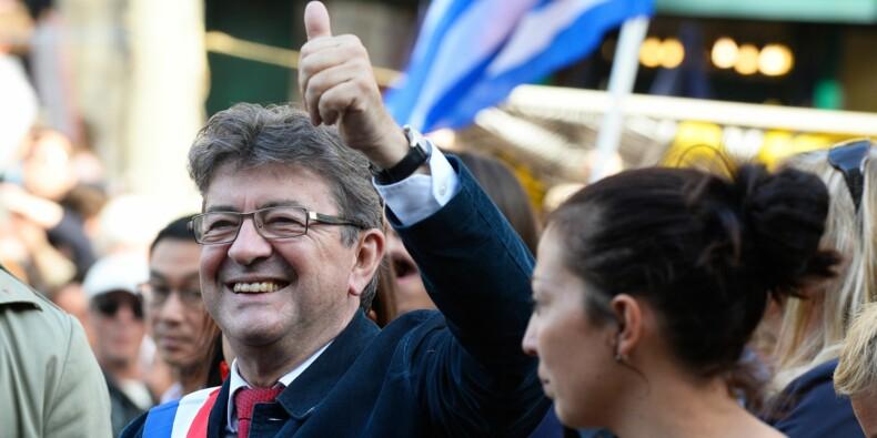 Plus de dépenses, plus d'impôts, plus de dette… Jean-Luc Mélenchon dévoile son contre-programme