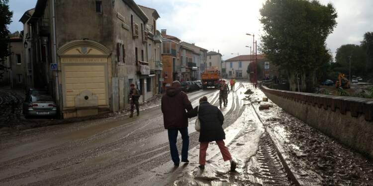 Après les inondations meurtrières, l'Aude panse ses plaies
