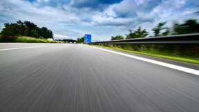 Encore une autoroute limitée à 110 km/h !