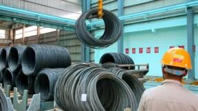 La demande mondiale d'acier reste solide, des risques présents