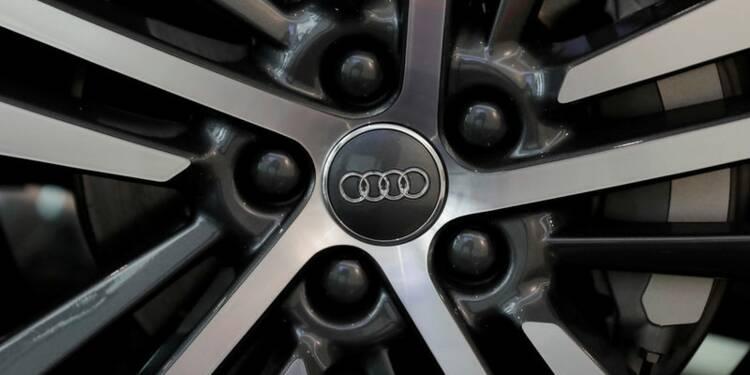 Audi va payer 800 millions d'euros d'amende en Allemagne — Dieselgate