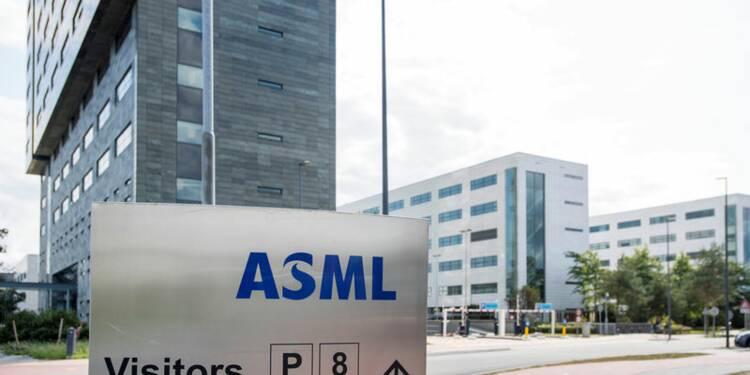 ASML: Bénéfice du 3e trimestre légèrement supérieur aux attentes