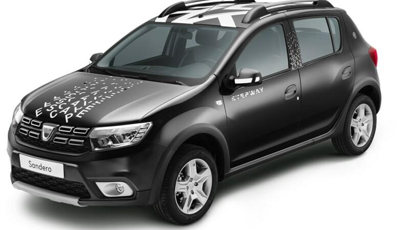Dacia lance la Sandero Stepway Escape, une série limitée choisie par le vote du public