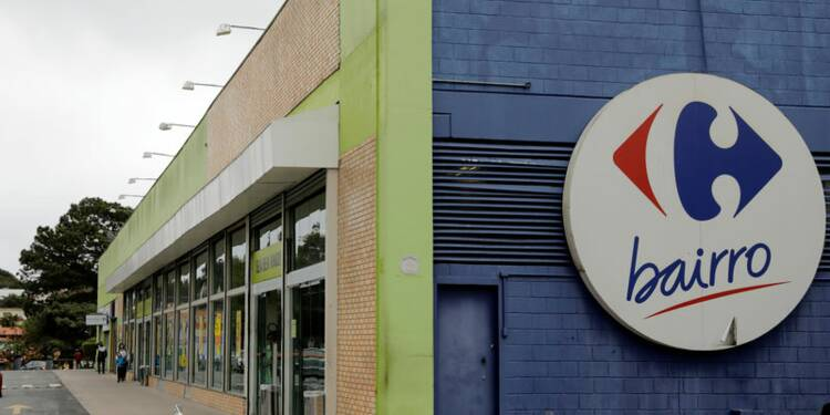 Les ventes de Carrefour Brésil portées par l'e-commerce