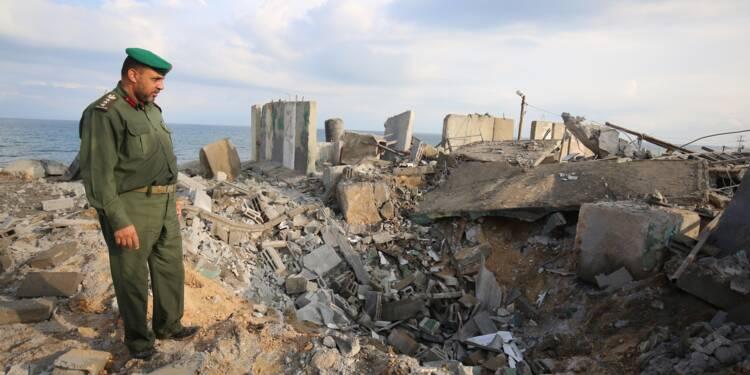 Israël lance des raids aériens contre Gaza en riposte à des tirs de roquettes