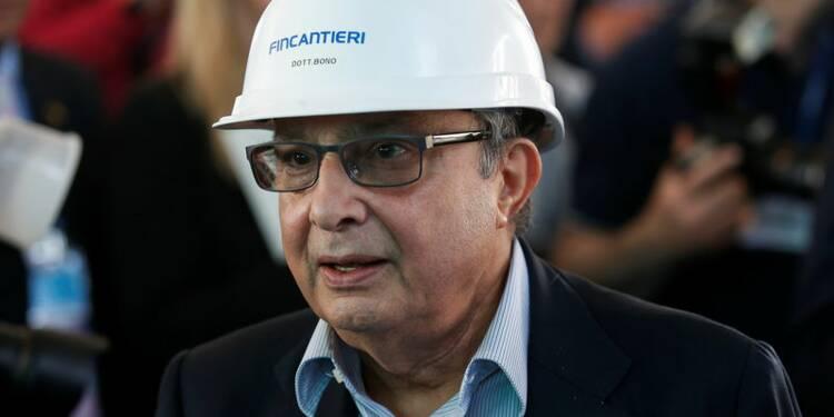 Fincantieri: L'accord avec Naval ne sera pas finalisé d'ici fin 2018