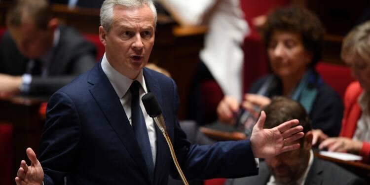 """Perquisitions LFI: Mélenchon n'est pas """"sacré"""" et doit """"s'excuser"""", estime Bruno Le Maire"""